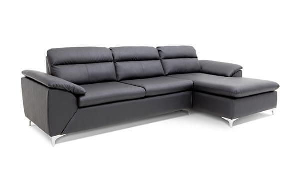 L Shape Leatherite Sofa Manufacturers in India