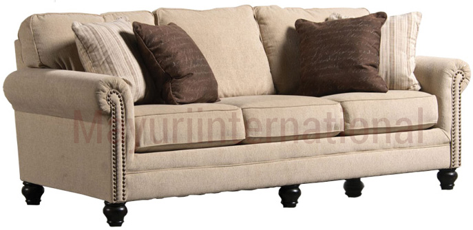 Commercial Sofa 3 Seater