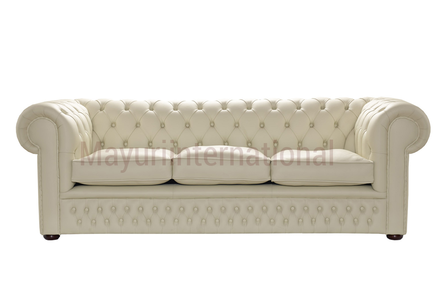 Pure Leather Sofa